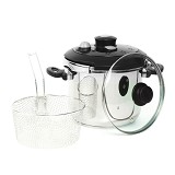 OXONE Magic Pressure Cooker [OX-1008] - Panci Tekan / Presto